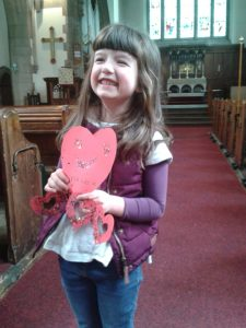 Jesus loves Sophie