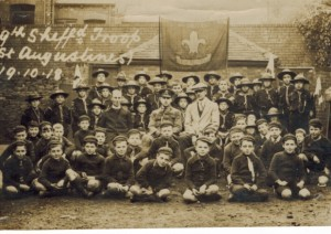 scouts bygone